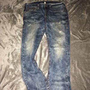 True Religion Jeans Sz 34/34